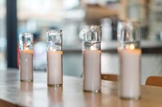 Introducing The All New Loft Candle! Made with plant based sustainable wax. Shop Now at www.YummiCandles.com