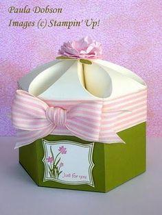 Petal box: