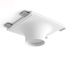 Model 8935a | 9010 Novantadieci | Gips/Plaster Inbouw verlichtingselement / Recessed Lights  Meer informatie / More info : www.indesign.nl