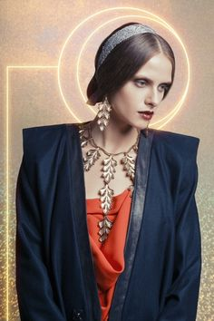 'The Way of Byzantium' by Marco D'Amico for Vogue Italia