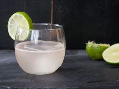The Soul Train - (a few of my favorite things) tequila, grapefruit, lime and cardamon