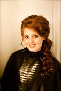 Homecoming Hair @Ashleigh Renee