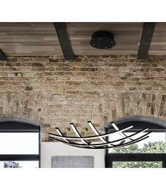 Comprar online Lámpara de techo de diseño moderno Colección TRAMA II Luz Led, Conference Room, Table, Furniture, Home Decor, Modern Ceiling, Modern Design, Modern Ceiling Lights, Contemporary Style