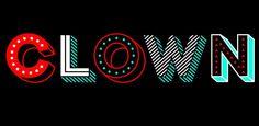 Fonts - Clown by Tereza Smidova - HypeForType Font Shop
