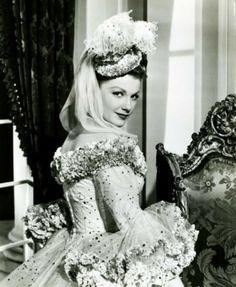 "Anne Baxter - ""A Royal Scandal"" (1945) - Costume designer : Rene Hubert"