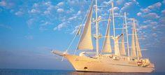 Windstar Cruises, la naviera de los cruceros íntimos a vela - http://www.absolutcruceros.com/windstar-cruises-la-naviera-los-cruceros-intimos-vela/