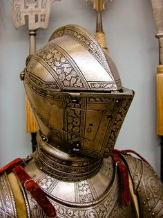 BM199 Ceremonial Plate Armor by listentoreason, via Flickr