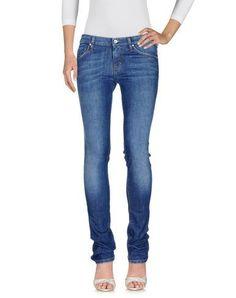 LOVE MOSCHINO Women's Denim pants Blue 28 jeans