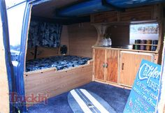 2011 Council Of Councils Van Show 1965 Ford Econoline Custom Interior