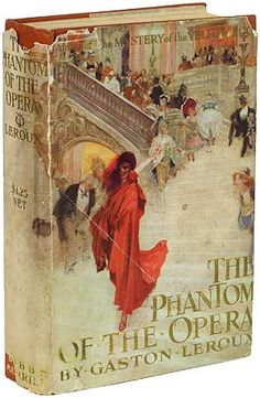 Phantom of the Opera, by Gaston Leroux. No one believes me when I tell them this book is awesome and at times hilarious.