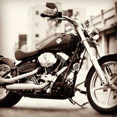 Harley Davidson Rocker C Motorcycle