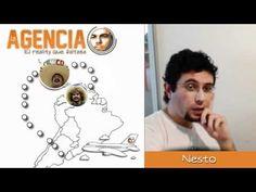 """""""La Agencia"""" - Nesto. Hicimos un reality para que un representante de Córdoba viajase a las oficinas de Bogotá y México DF. Este fue uno de las candidatos."""