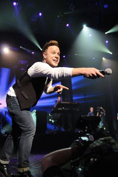 Olly Murs at the iTunes Festival