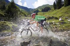 The best place to bike in the land of Salzburg is Saalbach Hinterglemm: ✓great tours ✓wonderful nature ✓Austrian Alps Mtb, Bike Hotel, Visit Austria, Central Europe, Outdoor Recreation, Salzburg, Capital City, Alps, Mountain Biking