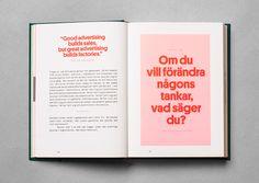 Kontroll - immortal book design for rising communication star Erik Modig Editorial Design Layouts, Layout Design, Print Layout, Web Design, Design Art, Graphic Design Books, Graphic Design Layouts, Cover Design, Design Presentation