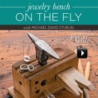 Jewelry Bench on the Fly - Jewelry Making | InterweaveStore.com