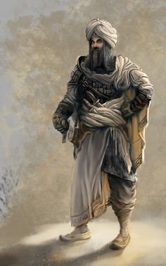 Saladin by ~shardanas on deviantART