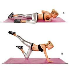 Want to lose 10 pounds in 10 days? Try toning up fast with total-body moves, like this army crawl, from celeb train Tracy Anderson.   Health.com