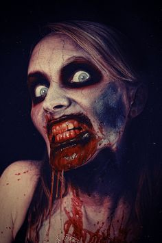 zombie by Cvet04ek.deviantart.com on @deviantART