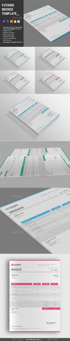 Prevalent_Corporate Invoice Template Print, Template and Abstract - invoice template editable