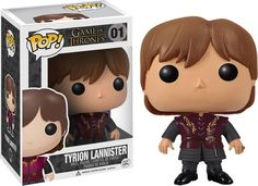 Figura Pop Movie Juegos De Tronos: Tyrion 10 cm - YoElijoElPrecio.com