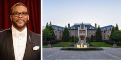 Tyler Perry Is Selling His Stunning Atlanta Mansion  - ELLEDecor.com