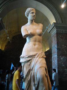 Vénus de Milo, Musee du Louvre
