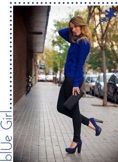 cobalt blue for fall
