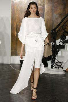 Amanda Wakeley RTW Spring 2015 [Photo by Courtesy]