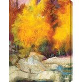 Found it at Wayfair - Mountain High III by Sylvia Angeli Painting Print Canvas