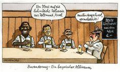 Greser & Lenz 2013: Witze für Deutschland - Cartoons - FAZ