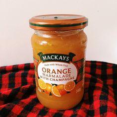 마트 토굴 끝에 찾아낸 #오렌지쨈 #orangemamalade #mackays 빵순이의 서막이 찾아온다