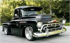 Low ride Chevy
