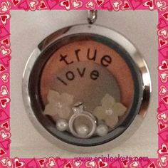 a great locket for your one and only! South Hill Designs, True Love, Valentines, Artist, Real Love, Valentine's Day Diy, Valantine Day, Valentine Craft, Valentine's Day