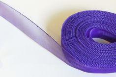 "1"" Plain Crinoline - (527) Purple - Millinery Online"