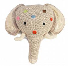 Baby, child, kids, nursery, children's room, elephant, elephant head