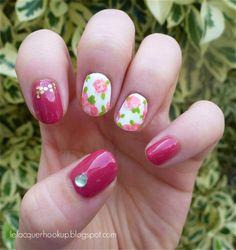 LE LACQUER HOOK UP #nail #nails #nailart