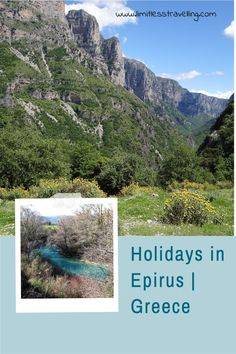 if you are planning to spend your best Epirus Greece Holidays, I've prepared for you the Ultimate 4-day itinerary, developed by local professionals and approved by me | Epirus Greece | winter holidays in Greece | mountain holidays in Greece | Greek vacation Winter Destinations, Vacation Destinations, Greece Holidays, International Travel Tips, Holidays Around The World, Europe Travel Guide, Worldwide Travel, Greece Travel, Travel Couple