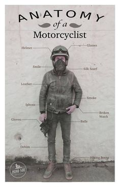 #biker #motorcyclesculture | caferacerpasion.com