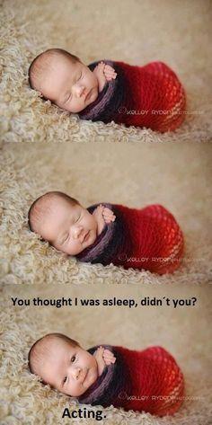 Haha cute
