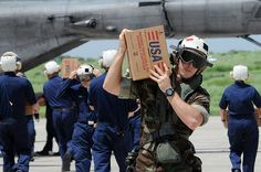 Sailors Help With Disaster Relief Continuing Promise 08 by DVIDSHUB, via Flickr