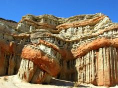 Red Rock Canyon, Kern County, California
