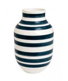 Kähler Granitgrå Omaggio Vase - the bigger size the better!
