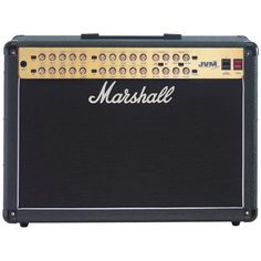 "Marshall JVM410C. 100W 2x12"" combo :)"