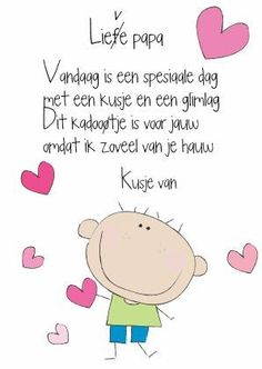 tekst vaderdag - #tekst #Vaderdag - #tekst #Vaderdag Blond Amsterdam, Mamas And Papas, Fathers Day, Crafts For Kids, Preschool, Daddy, Blog, Greeting Cards, Sayings