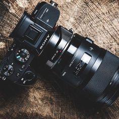 Lovely Sony + Sigma setup #beautiful shot by @huylephotos Tag a creative human #camera #tech #sony #sigma #sonyalpha #mirrorless #cameras #lens #sonya7rii #sonya7 #a7rii