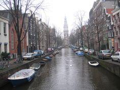 Nice canal, Amsterdam