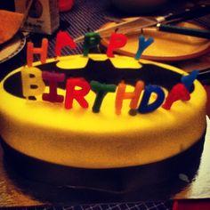River's 6th birthday.