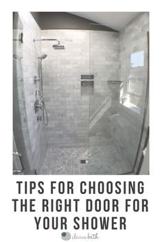 Say goodbye to your #shower curtain!
