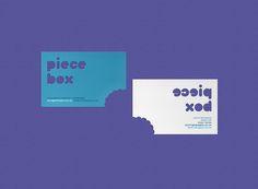 PieceBox Branding - Work In Progress on Behance